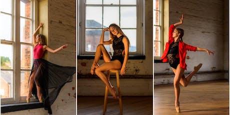 Natural Light Studio Shoot. Northampton. 2 Hours. Saturday 21st December tickets