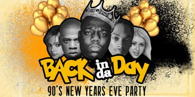 90's New Years Eve DC Party at Satellite Room | Washington DC NYE 2020