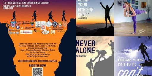Overcoming Barriers Summit 2019-Never Alone