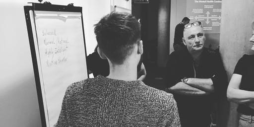 Mental Health First Aid for Barbers, Tattooists and Bartenders