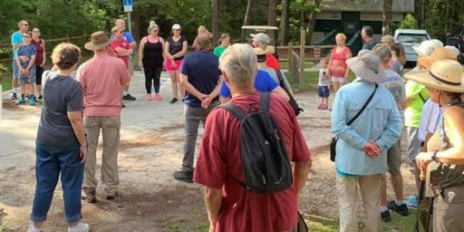 Camp Chowenwaw Historical Walking Tour