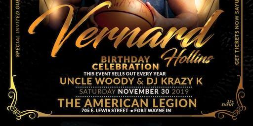 Vernard Hollins Birthday Celebration at the Legion FORT WAYNE