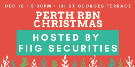 FIIG Securities & Perth RBN present 'A Rugby Chris tickets