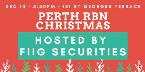 FIIG Securities & Perth RBN present 'A Rugby Chris
