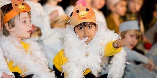 Kindergarten and Reception Christmas Concert