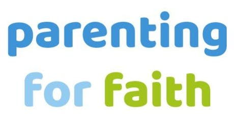 Parenting for Faith Course tickets