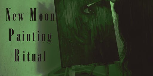 New Moon Painting Ritual