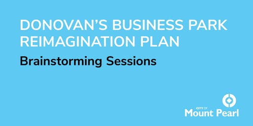 Donovan's Business Park Brainstorming Sessions