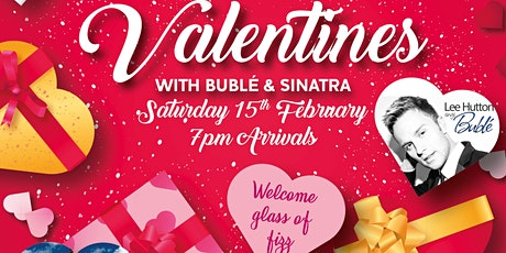 Valentines with Buble tickets