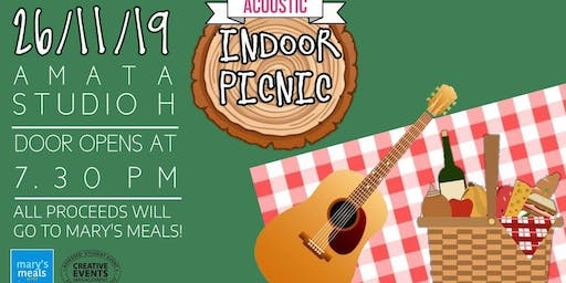 Acoustic Indoor Picnic