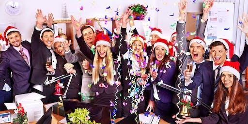 Seasonal HR Nightmares: The Staff Christmas Party