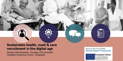 Sustainable health, medi & care recruitment in the digital age (Day 1)