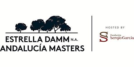 Estrella Damm Andalucia Masters Hospitality 2020 entradas