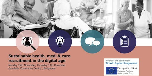 Sustainable health, medi & care recruitment in the digital age (Day 2)