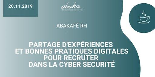 Café RH - Recruter avec le digital dans la cybersécurité