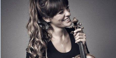 RBC Nicola Benedetti Violin Masterclass tickets