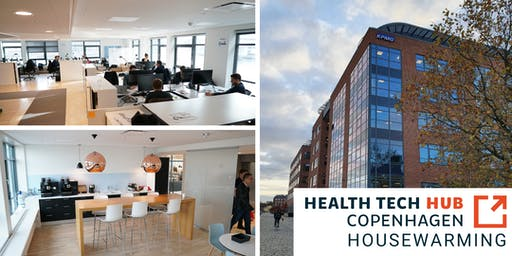 Health Tech Hub Copenhagen Housewarming