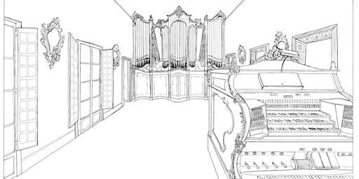 Saps com funciona un orgue? Concert familiar