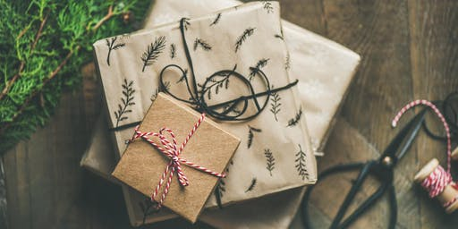 Recycled Wrapping Paper & Tags Workshop / Gweithdy Papur Lapio a Thagiau