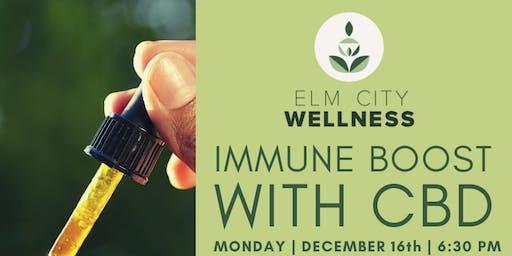 Immune Boost With CBD