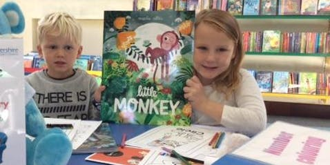 Stroud Library - Story time