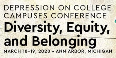 2020 Depression on College Campuses Conference