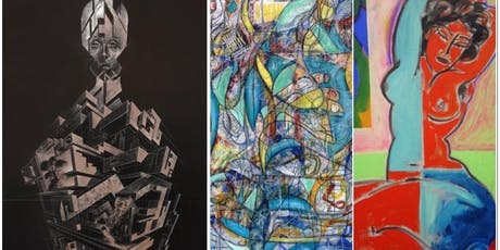 Picasso Inspired Group Art Exhibition  tickets