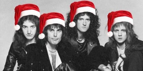Queen Christmas Party Night with Freddie Mercury Tribute tickets