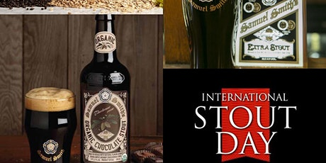 International Stout Day - Stout Tasting tickets