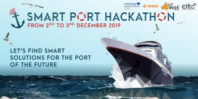 Hackathon : Let's find smart solutions for the port of the future.