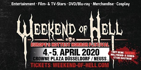 Weekend of Hell Spring Edition 2020 Tickets