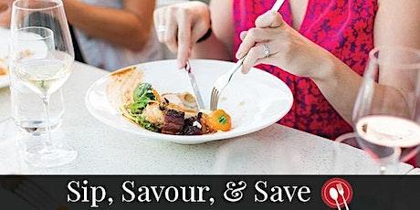 LAUNCH PARTY: Dine Around Okanagan tickets