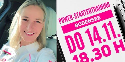 Power Startertraining Bodensee Do 14.11. 2019 - 18.30 Uhr