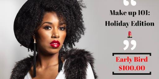 Makeup 101: Back to the Basics! *Holiday Edition*