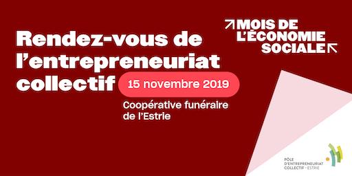 Rendez-vous de l'entrepreneuriat collectif 2019