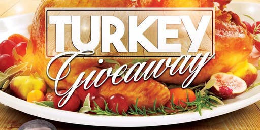 GET Empowered CDC Thanksgiving Food Basket Give-Away