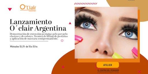 Lanzamiento O´clair Argentina