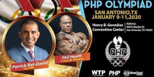PHP OLYMPIAD WITH PHIL HEATH & PATRICK BET-DAVID!