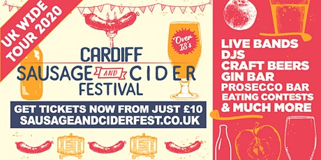 Sausage And Cider Fest - Cardiff tickets