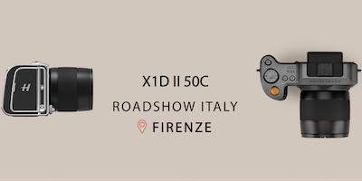 Hasselblad Roadshow Italy - Firenze