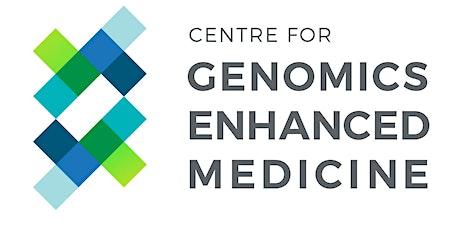 CGEM Seminar Series - Dr. Ankur Dnyanmote tickets