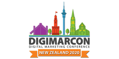 DigiMarCon New Zealand 2020 - Digital Marketing Conference tickets