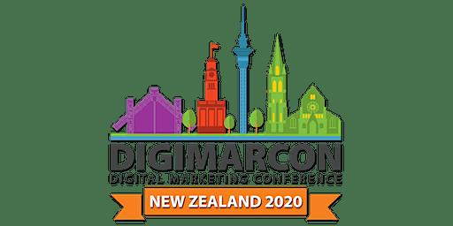 DigiMarCon New Zealand 2020 - Digital Marketing Conference