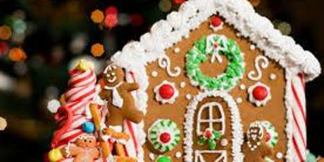 Gingerbread House Making tickets