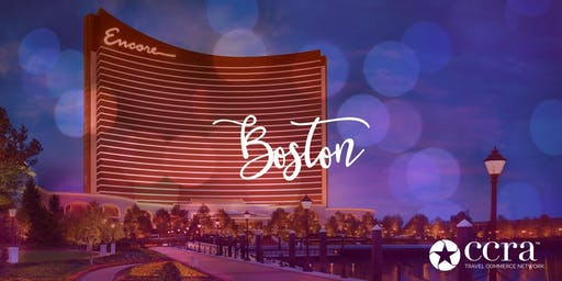 CCRA Greater Boston Chapter Meeting, Dec. 3rd with Encore Boston Harbor Resort & Casino
