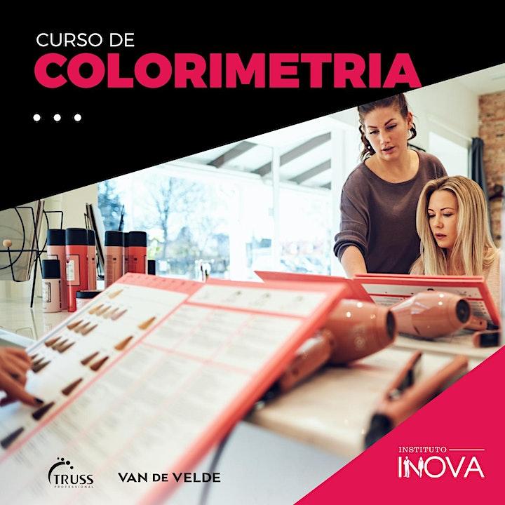 Imagem do evento Curso de Técnicas Ágeis de Colorimetria
