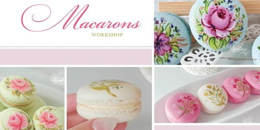 Macarons Back-Event! Köstliches französisches Dessert selbstgemacht!