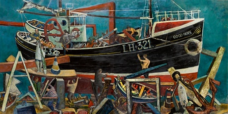 'John Bellany and Port Seton' with Alexander Moffat tickets