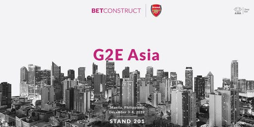 BetConstruct at G2E Asia