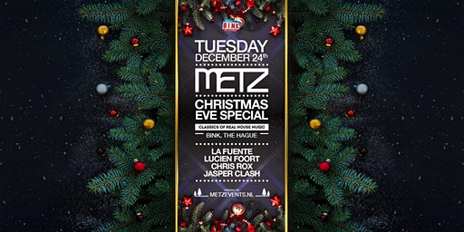 METZ Christmas Eve Special - Classics of real house music
